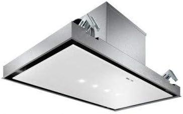 Siemens iQ500 LR96CBS20 Campana 745 m³/h De Techo Blanco: 1167.65: Amazon.es: Hogar