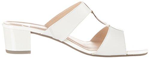 Caprice Footwear Women's 27210 Mules White (White Nappa) wgaXda31Mw
