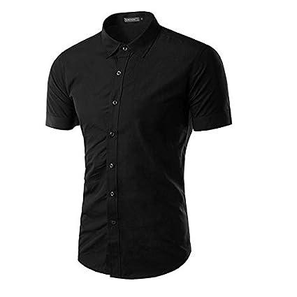 Amazon com: t-shirt for men giwswfaf 2019 Summer Men's Short Sleeve