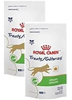 Royal Canin Veterinary Diet Urinary Feline Cat Treats 7.7 oz (2 bags)