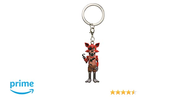 Llavero Figura Five Nights at Freddys Foxy
