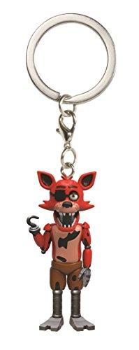 Funko Funko Five Nights at Freddy's Foxy Keychain Action Figure