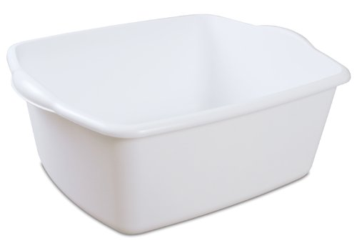 (STERILITE Dish Pan, 18 Quart)