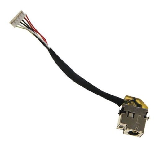 New DC Power Jack Harness Plug Cable for HP Pavilion dm3-1000 dm3t-1000 dm3t-1100 dm3z-1000 dm3z-1100 dm3-1001au dm3-1001tu dm3-1002ax dm3-1004xx dm3-1006ax dm3-1007au dm3-1007ax dm3-1007tu dm3-1008ax dm3-1008tu dm3-1009ax dm3-1009tu dm3-1011tx dm3-1012tx dm3-1013ax dm3-1016tu dm3-1017tx dm3-1018tx dm3-1019tx dm3-1020ax dm3-1022ax dm3-1026tx dm3-1030us dm3-1034tx dm3-1035dx dm3-1039wm dm3-1040us dm3-1044nr dm3-1047cl dm3-1047nr dm3-1053xx dm3-1058nr dm3-1103au dm3-1105au dm3-1105ax dm3-1107au dm3-1107ax dm3-1108ax dm3-1108tu dm3-1109ax dm3-1110tx dm3-1112ax dm3-1113tx dm3-1114ax dm3-1115ax dm3-1116tx dm3-1121ax dm3-1124ca dm3-1124tx dm3-1125tx dm3-1126ax dm3-1126tx dm3-1130us dm3-1131nr dm3-1140us dm3-1148la dm3-1150ee dm3-1180ee dm3-1190ee
