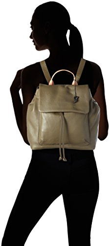 Bay Women's sage Leather Backpack Totterdown white Handbag Clarks Off 0AaEwap