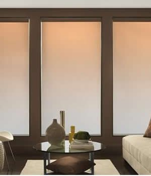Made-to-Order, Custom Blackout Roller Shades, Blackout, 27W x 39H, Sheerweave 7000 Graphite