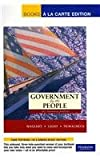 Government by the People, 2011 National Edition, Books a la Carte Edition, Magleby, David B. and Light, Paul C., 0205829929