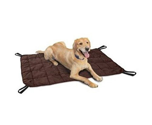Silver Tails Bamboo Charcoal Multi-Use Pet Mat LRG (Charcoal Bamboo Silver Tails)