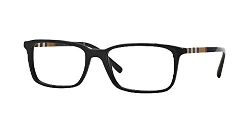 Burberry Men's BE2199F Eyeglasses Black ()