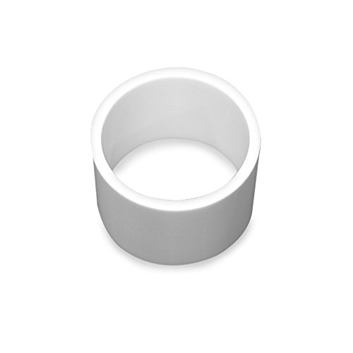 Aico Ceramic / Zirconia (ZrO2) Tube For Industrial Application High Strength Ceramics by AICO