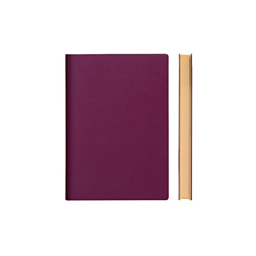 Daycraft Signature ARCHITECTURE Sketchbook - A6, Purple, BLANK PAGES - 5.8