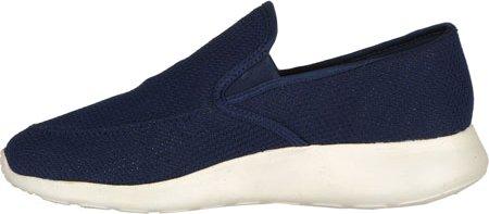 Lugz Mens Zosho Slip On Sneakers Navy / White