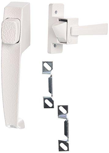 Wright Products VLANWH White Vlanbz Lanai Door Set (Lanai Door Latch)