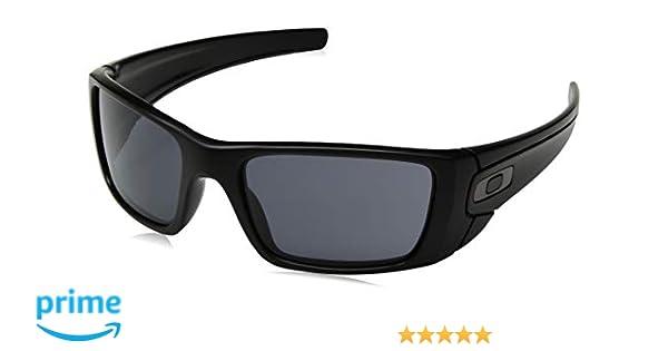 99e1830d1d5 Amazon.com  Oakley Men s Fuel Cell Rectangular Sunglasses