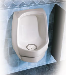 Sloan WES-1000 Waterless Urinal