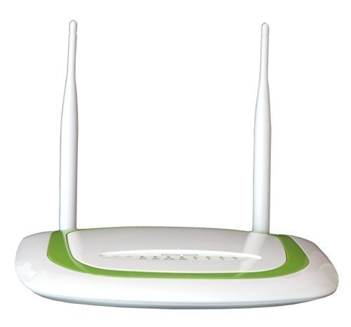 pcWRT 802.11N Secure WiFi Router (Best Secure Wifi Router)