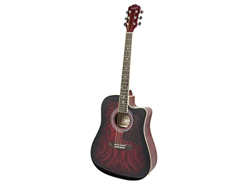 Monoprice 610052 Foothill Acoustic Electric