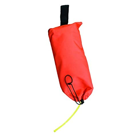 Mustang Survival Ring Buoy Bag with Rope - Throw Rope Bag