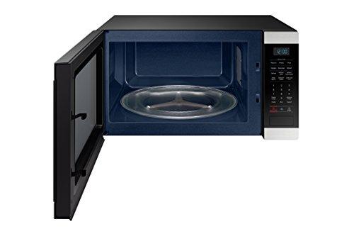 Samsung Ms19m8000as Aa Large Capacity Countertop Microwave