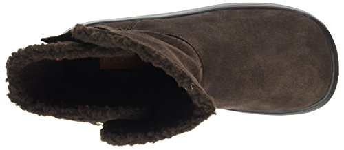 Staples para Botas Dog Suede Brown Tribal Brown Altas Marrón Tribal Suede Rocket Mujer CIw5qHwE
