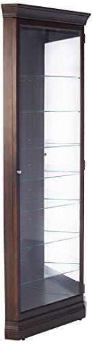 Curio Buffet (Howard Miller 680484 Curio Cabinet Wood)
