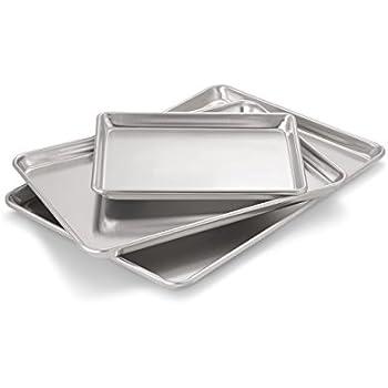 Amazon.com: Artisan - Bandeja para hornear (aluminio, con ...