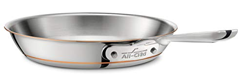 All-Clad 6108SS Copper Core 5-Ply 8-inch Fry Pan