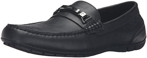 Indovina Mens Move Driving Loafer Style Black