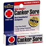 Red Cross Canker Sore
