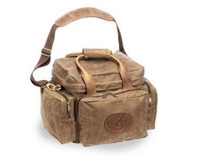 (Browning Santa Fe Leather Repel-Tex Bag)