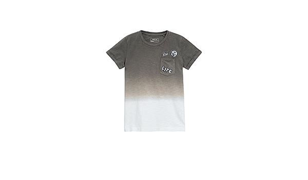 next Niños Camiseta Efecto Desteñido (3-16 Años) Corte ...