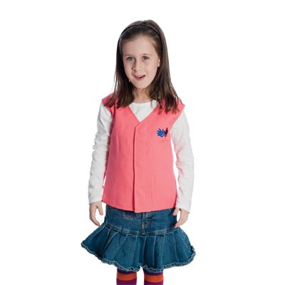 UPC 027829920401, Fun and Function's Pink Weighted Vest
