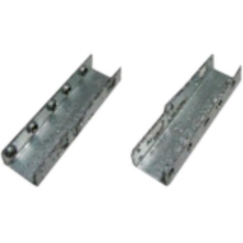 - Ac MCP-290-00060-0N Square to Round Hole Rail Adapter Set Retail