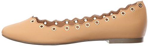Cognac Athena Women's Flat Totem Alexander Ballet nx7Yp7Aq