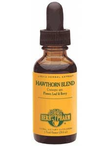 Hawthorn Blend Extract 8 Ounces by Herb Pharm Large (Image #1)