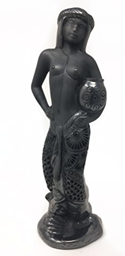 Mujer del Valle, Women From The Valley black pottery, Exceptional Handicraft,Barro Negro de Oaxaca, Imports of Mexican Handicrafts by Black Pottery