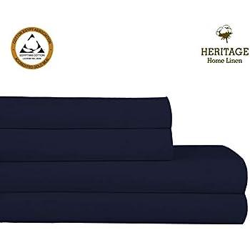 Amazon.com: ITALIANO 1000 hilos algodón egipcio de bolsillo ...