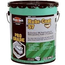 GARDNER-GIBSON 9/30/6080 4.75 Gallon Rubberized Sbs Roof Coating