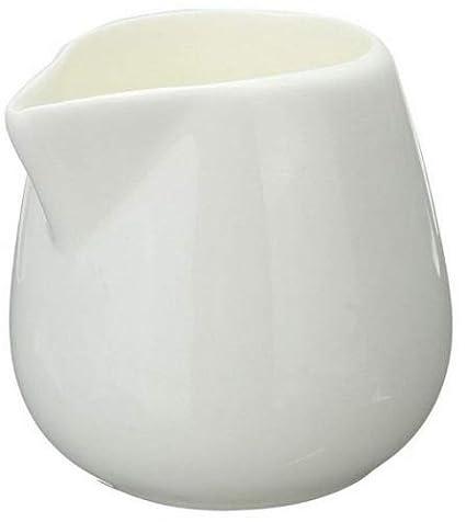 2 PCS 150 ml bianco piccola lattiera in ceramica da cucina salsa di crema  di caffè tazza di +ing