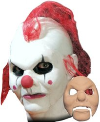 Costume Makeup: Prosthetic-Clown Full Face PROD-ID : 1457610 (Prosthetic Clown Costume)