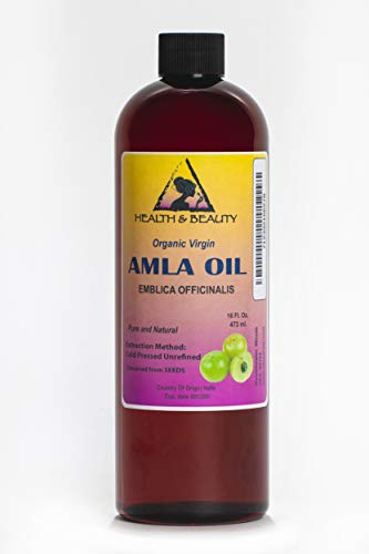 Ginger Jam Recipe - Amla Seed Oil/Gooseberry Seed Oil Unrefined Organic Virgin Cold Pressed Raw Prime Fresh Pure 32 oz