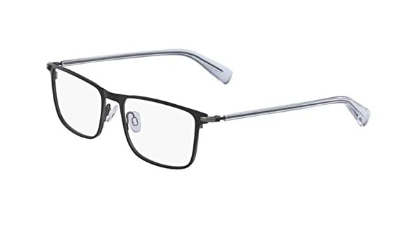 940f7acfbf0 Eyeglasses Cole Haan CH 4021 001 Black at Amazon Men s Clothing store