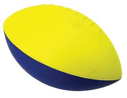 3 / 4サイズPoof Foam Footballからオリンピアスポーツ – セットof 6 B0002BXKK4
