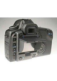 Hoodman H-D80 LCD Hood & Cap [Camera]