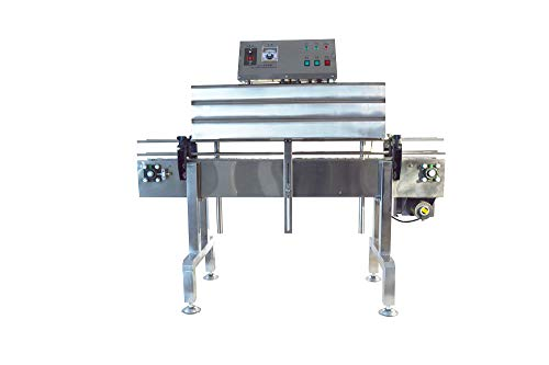 Bottle Thermal Full Automatic Shrink Label Machine Stainless Steel 110V Meter Packaging All-in-One PVC PP POF Temperature Control from INTBUYING