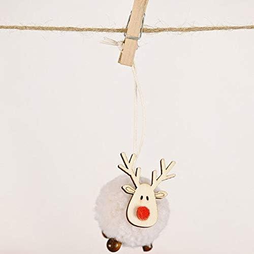 Amazon.com: Pumbaa Christmas Felt Star Christmas Tree Decorations Hanging PendantYear 2021 Christmas Ornament Christmas Decorations for Home: Home & Kitchen