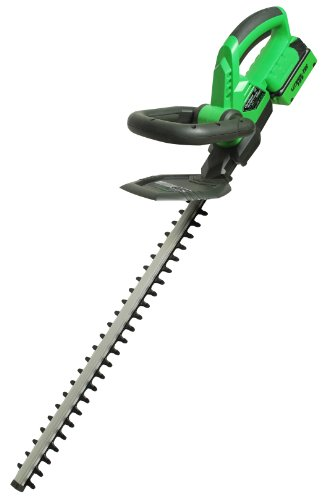CEL HT1 HEDGEtrimmer 20-Inch 18 Volt Lithium Ion Cordless Electric Dual Action Hedge Trimmer by CEL