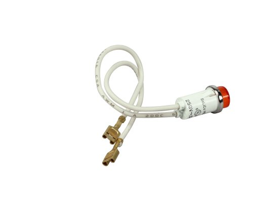 Duke 215555 Amber Pilot Light Amber Home Appliances