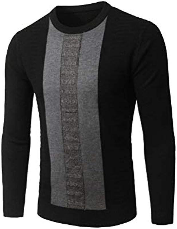 Męski zimowy ciepły sweter sweter dziany bluza elegancki sweter odzież moda sweter dziergany top: Odzież