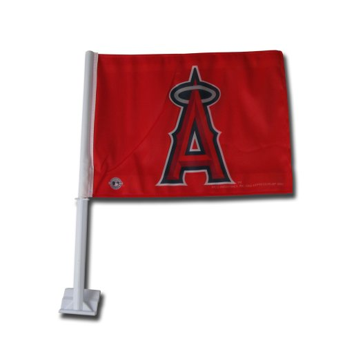 Angels Car Flag (MLB Los Angeles Angels Car Flag)